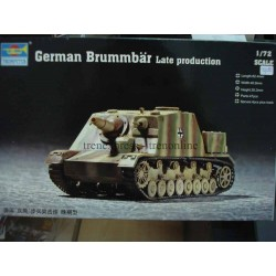 German Brummbär Late production Trumpeter 1:72